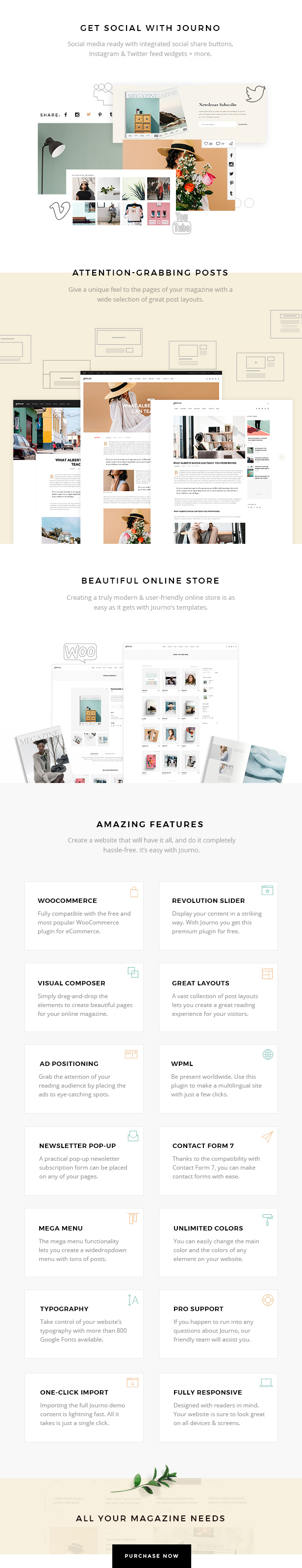 journo - a creative magazine and blog theme (news / editorial) Journo – A Creative Magazine and Blog Theme (News / Editorial) 03
